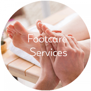 Footcare services in the UK