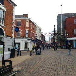 foot health hinckley town centre
