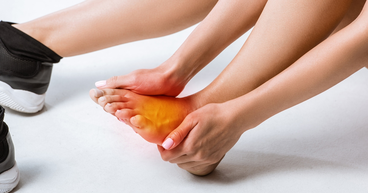 morton's neuroma footcare treatments