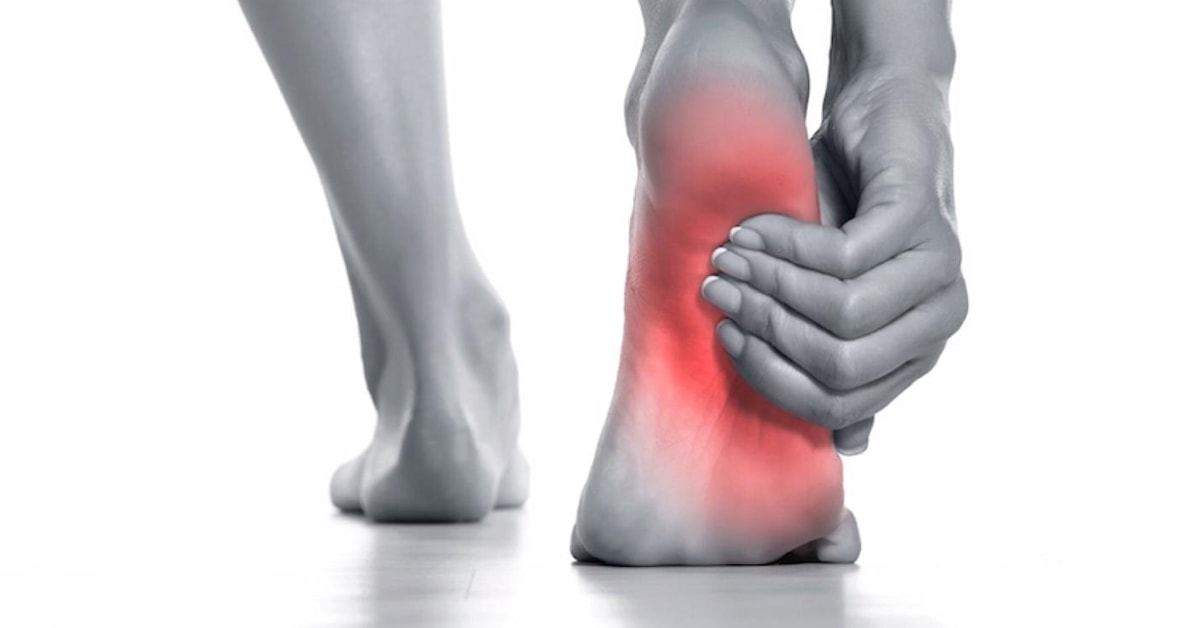 plantar fasciitis footcare advice