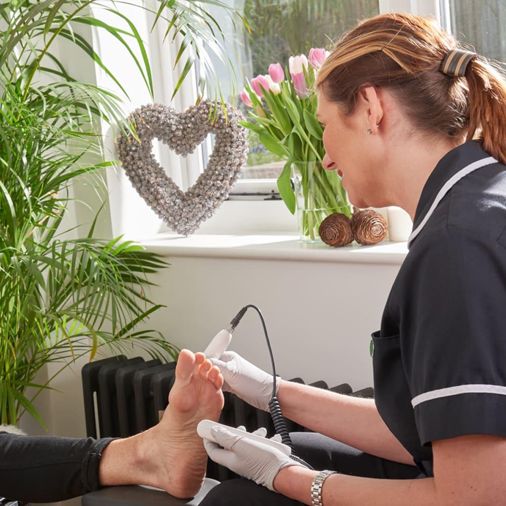 panpa foot treatment england